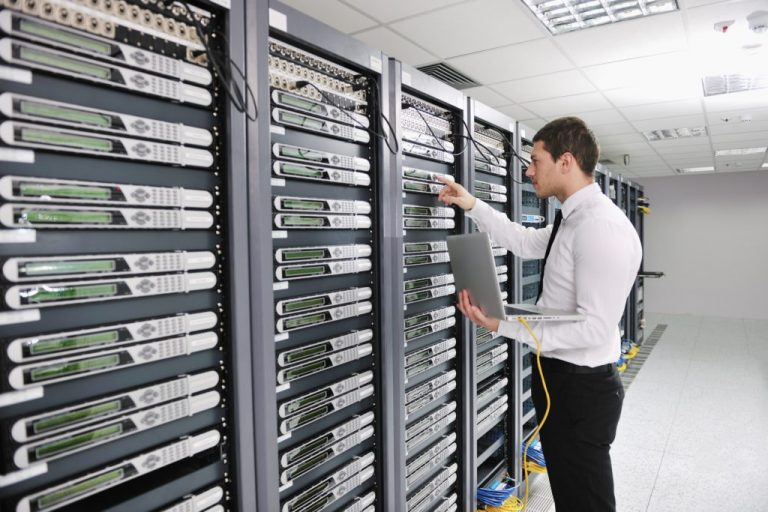 Keep Your Office Server Room Safe & Secure With This One Trick